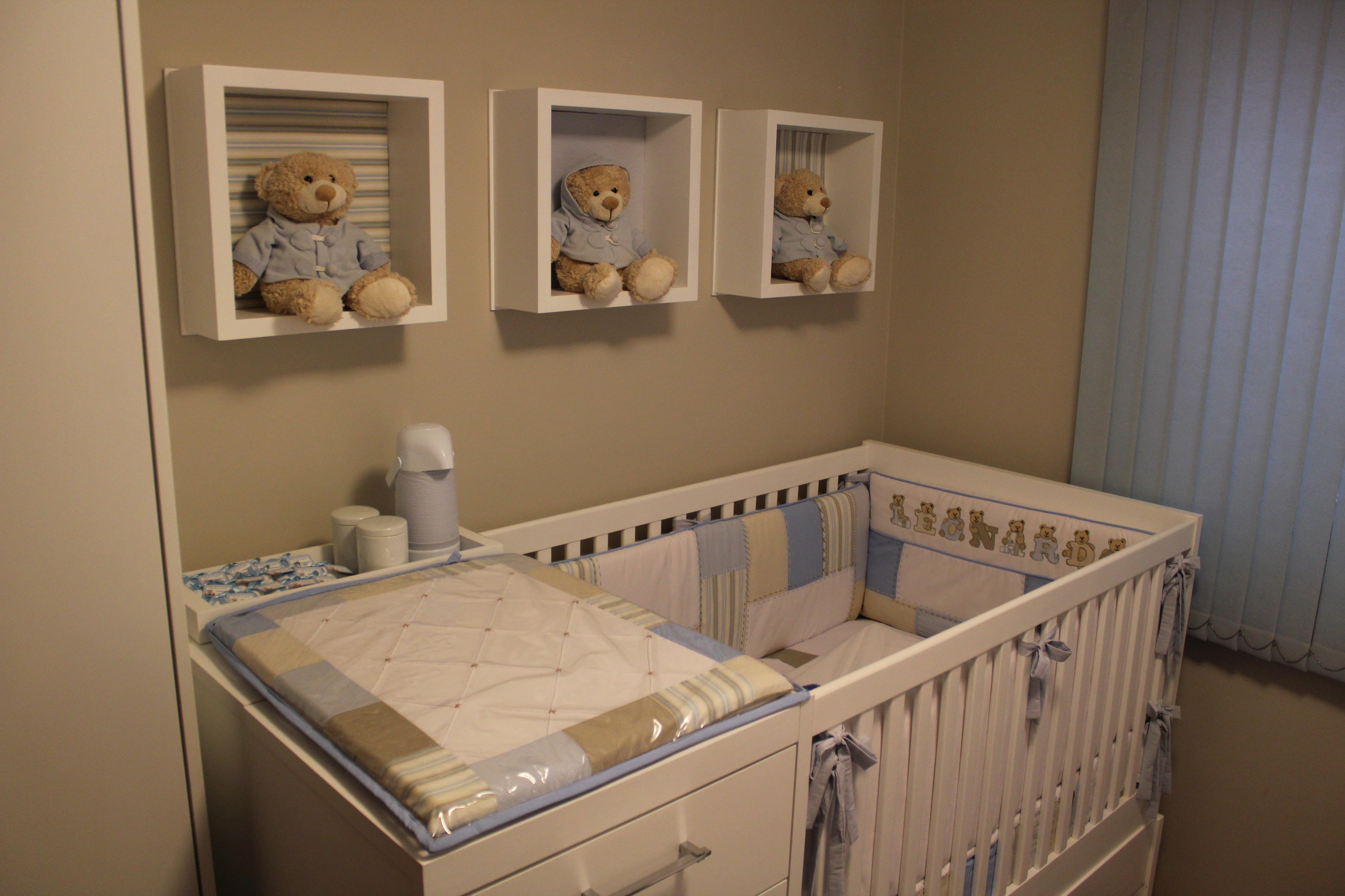 Passo A Passo Como Fazer Nichos Quadrinhos De Maternidade  ~ Decoração De Quarto De Bebe Pequeno